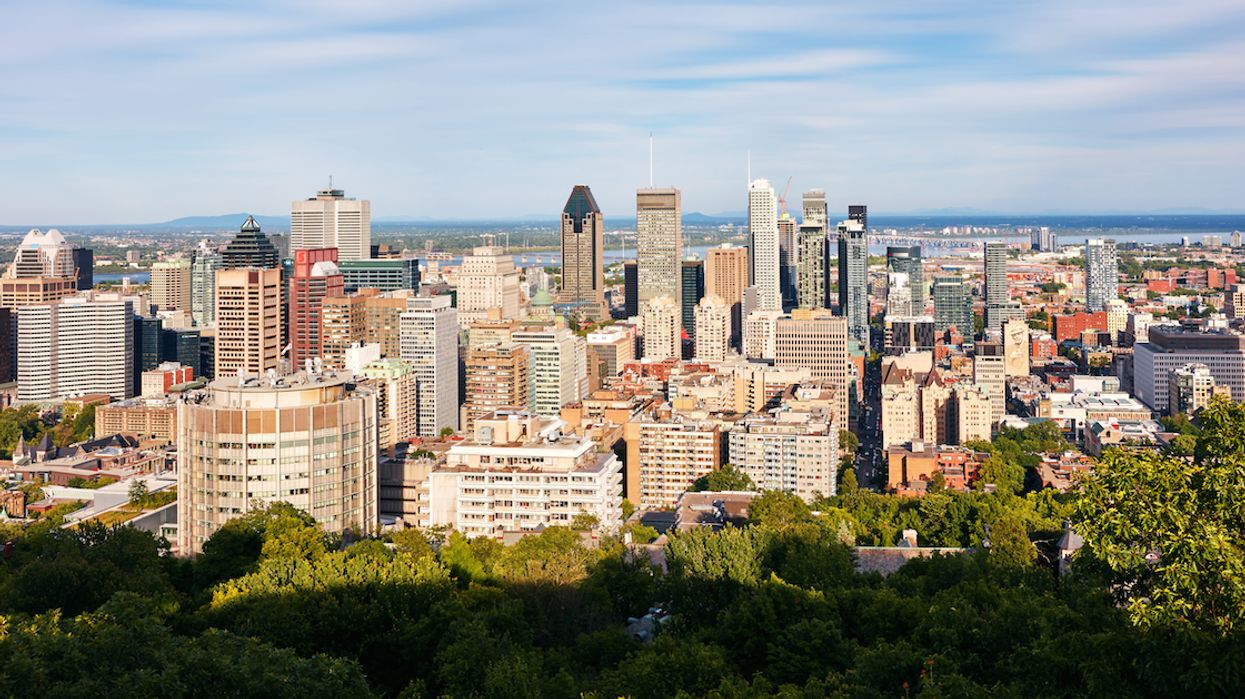 Montreal Temperatures Forecasted To Reach Upper 20s This Week