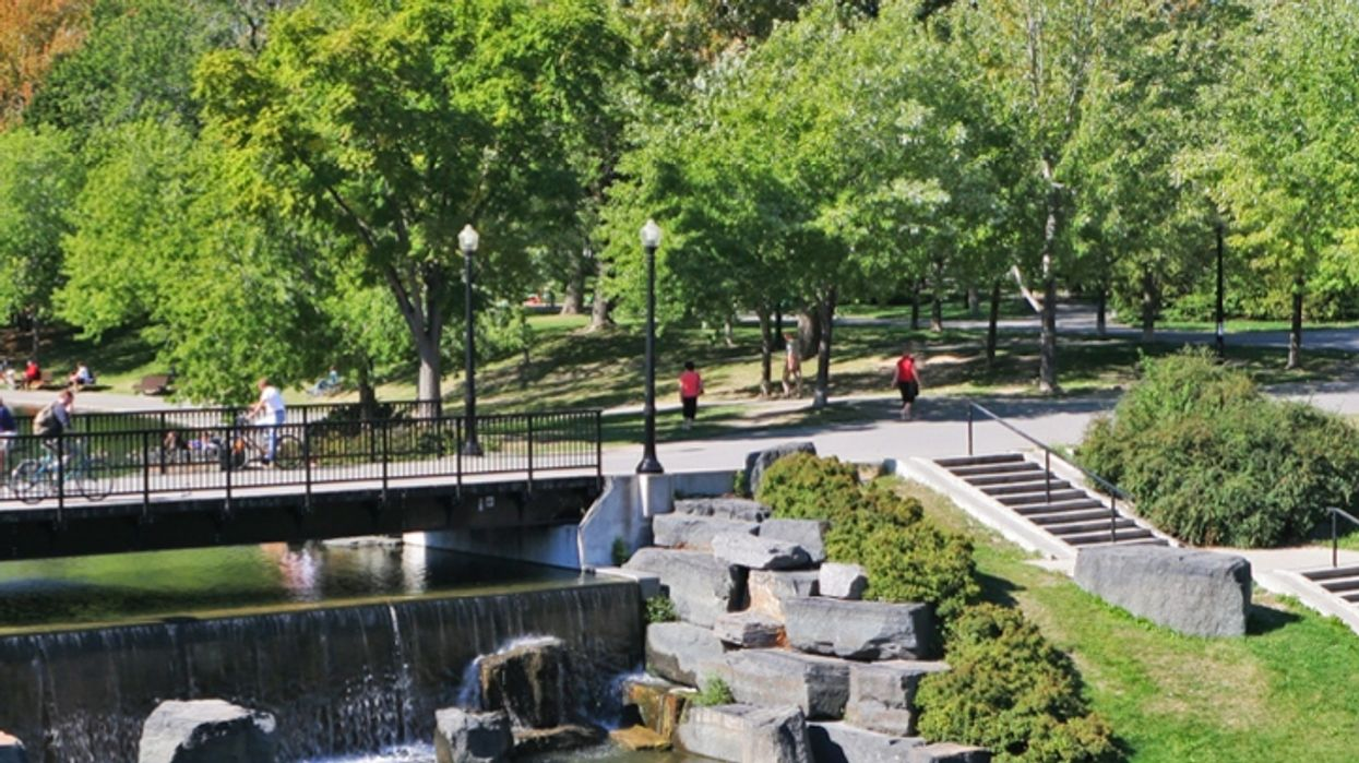 5 Popular Montreal Parks Have Closed Access To Their Parking Lots