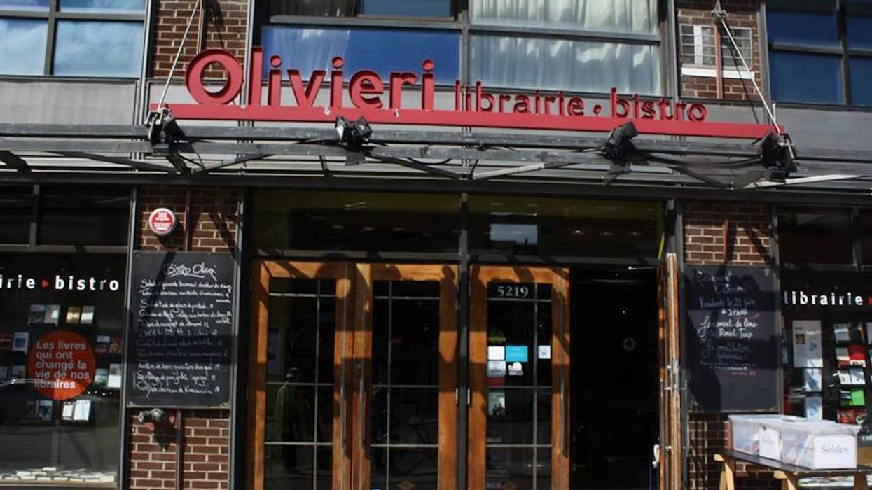 Beloved Montreal Institution Librairie Olivieri Is Closing Forever After 35 Years