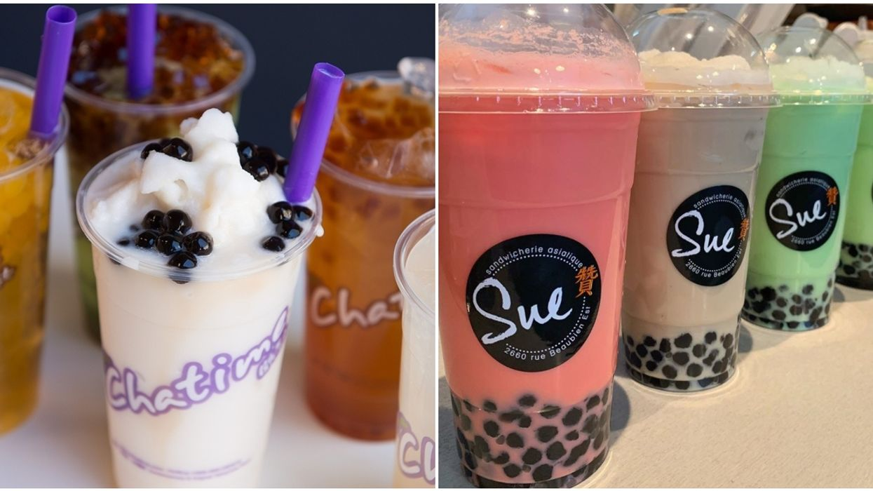 6 Montreal Spots That Will Deliver Your Daily Fix Of Bubble Tea To Your Door