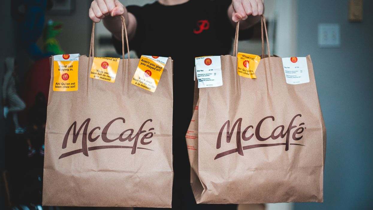 McDonald's Kicked 10 Items Off Its Menu To Allow Social Distancing In Kitchens