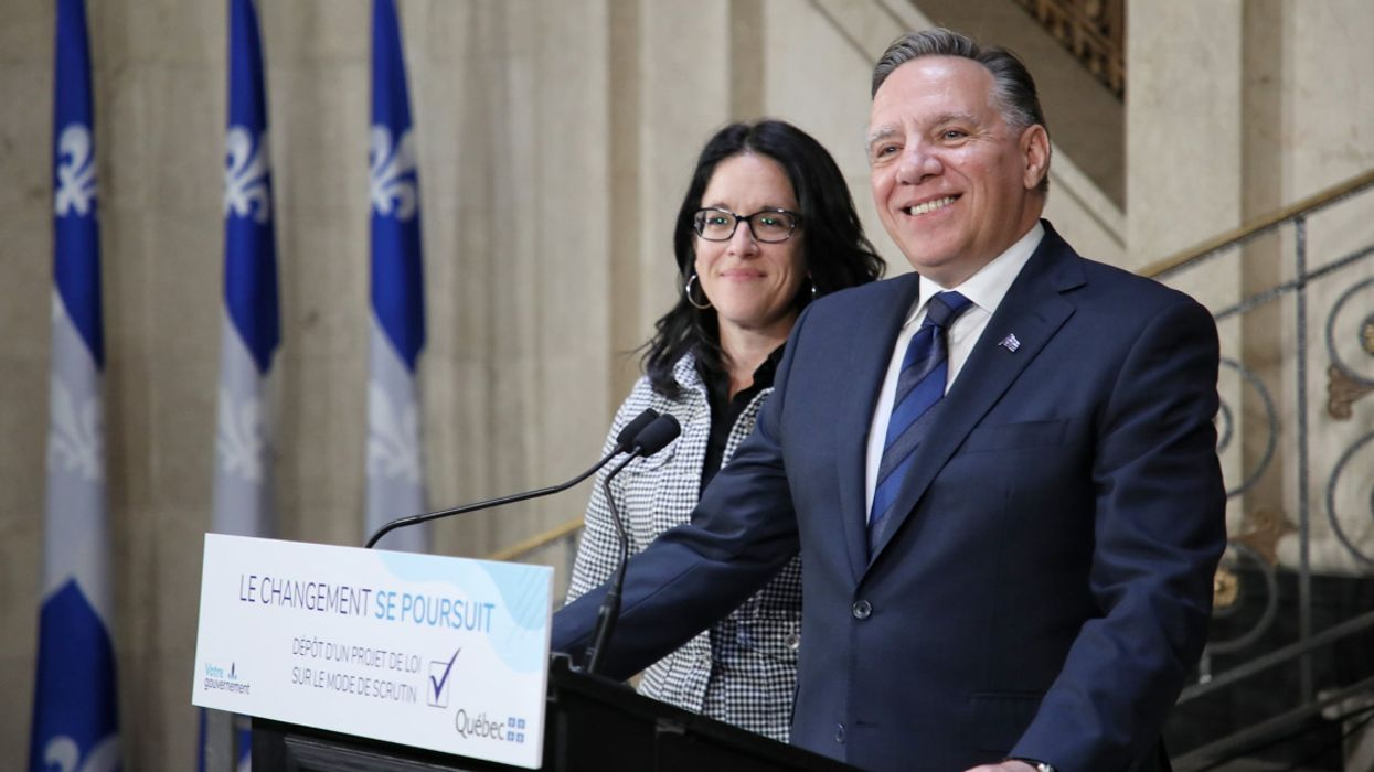 Quebec Is The Best At Social Distancing In North America & Legault Couldn't Be More Proud