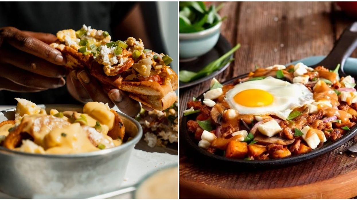 17 Montreal Restaurants That Are Blessing The City With Brunch Delivery