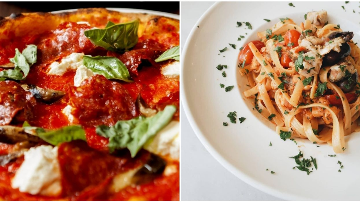 7 Italian Restaurants In Montreal To Order From When You Desperately Need Carbs