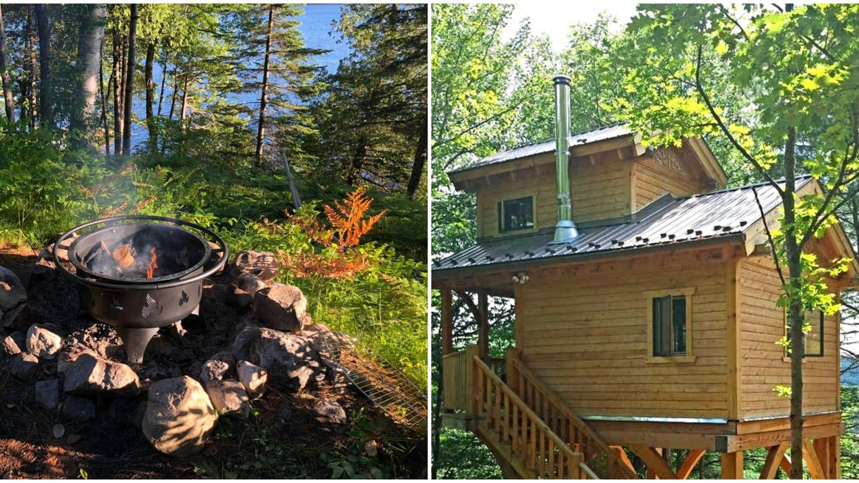 6 Airbnbs In Quebec Ideal For A Romantic Spring Escape