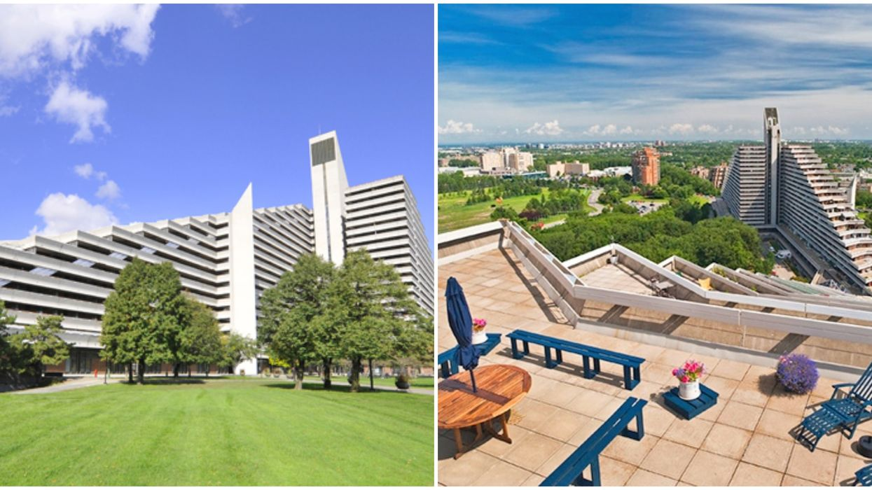 There Are Currently 4 Apartments Available For Rent In Montreal's Olympic Village