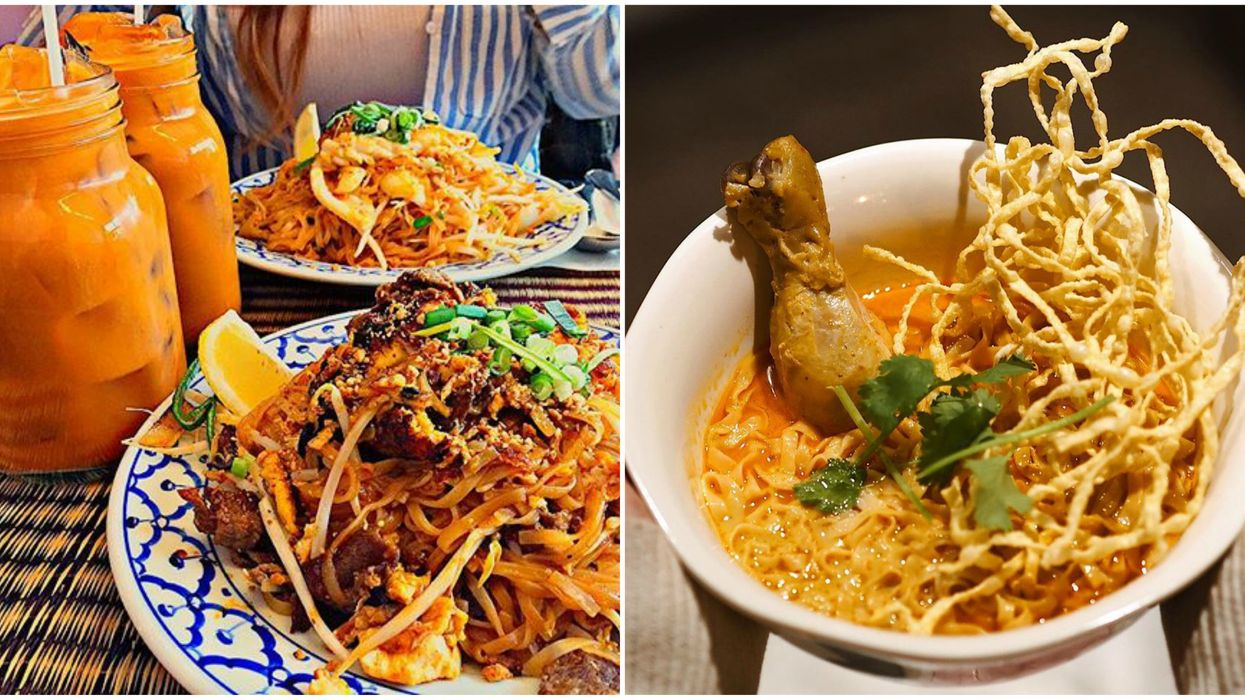 20 Thai Restaurants In Montreal That Will Make You Want To Book A ...