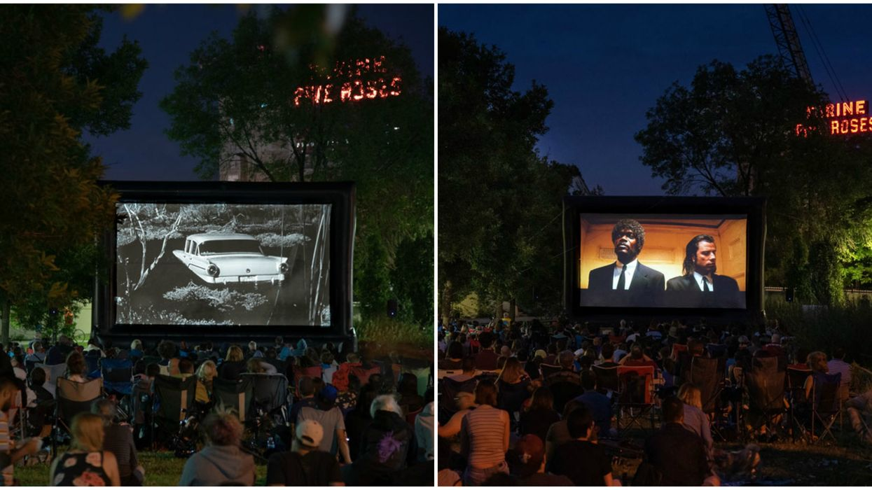 Film Noir Au Canal Is Back This Year With Even More Movies Along The Lachine Canal