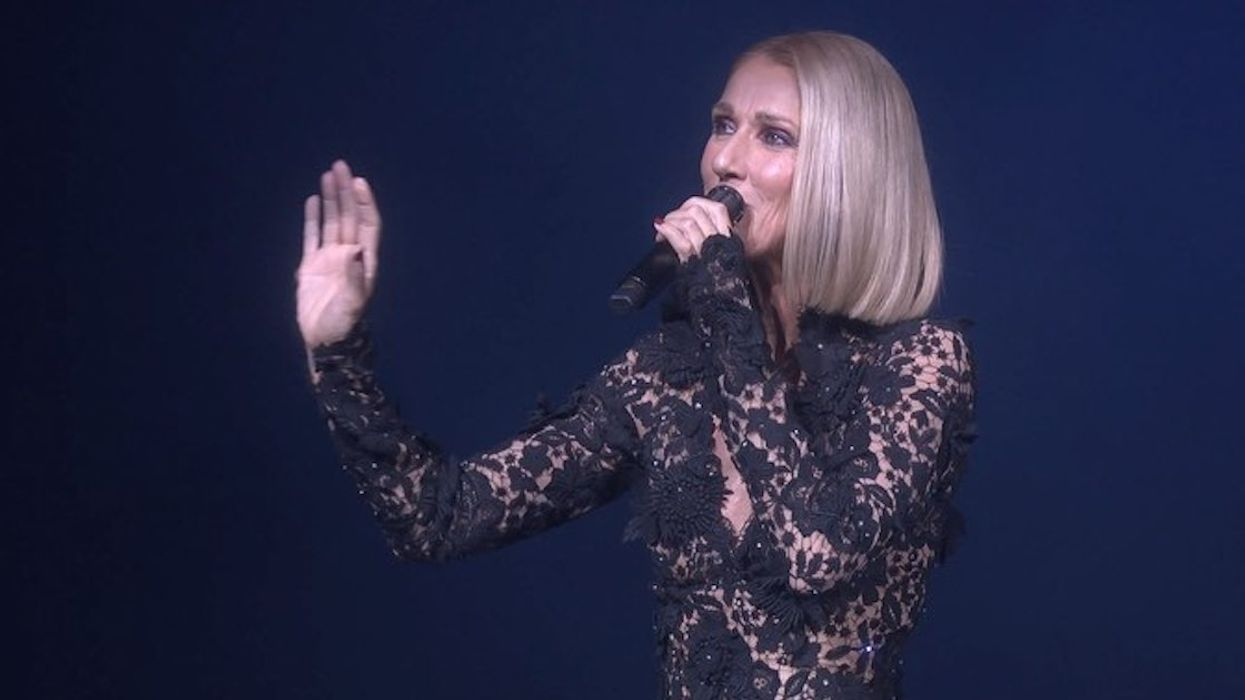 Céline Made A Triumphant Return To Montreal & Thanked Fans For Love After Mother's Death