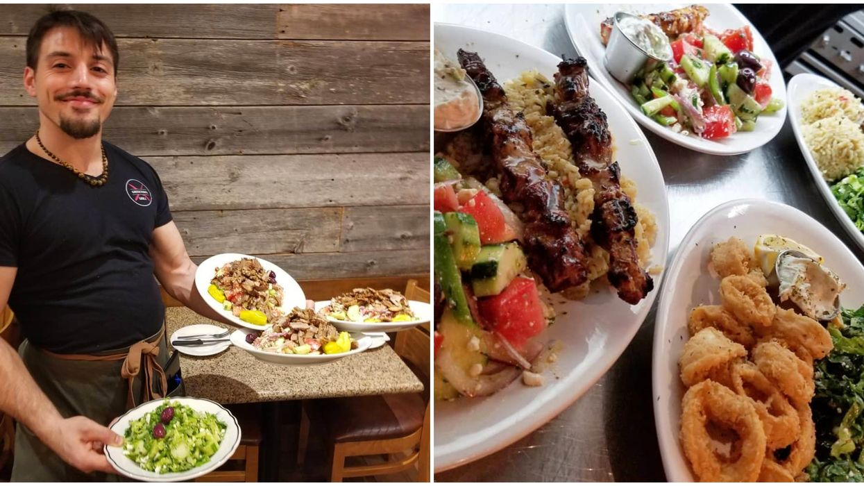 9 Authentic Greek Restaurants That Are Worth Going To Laval For