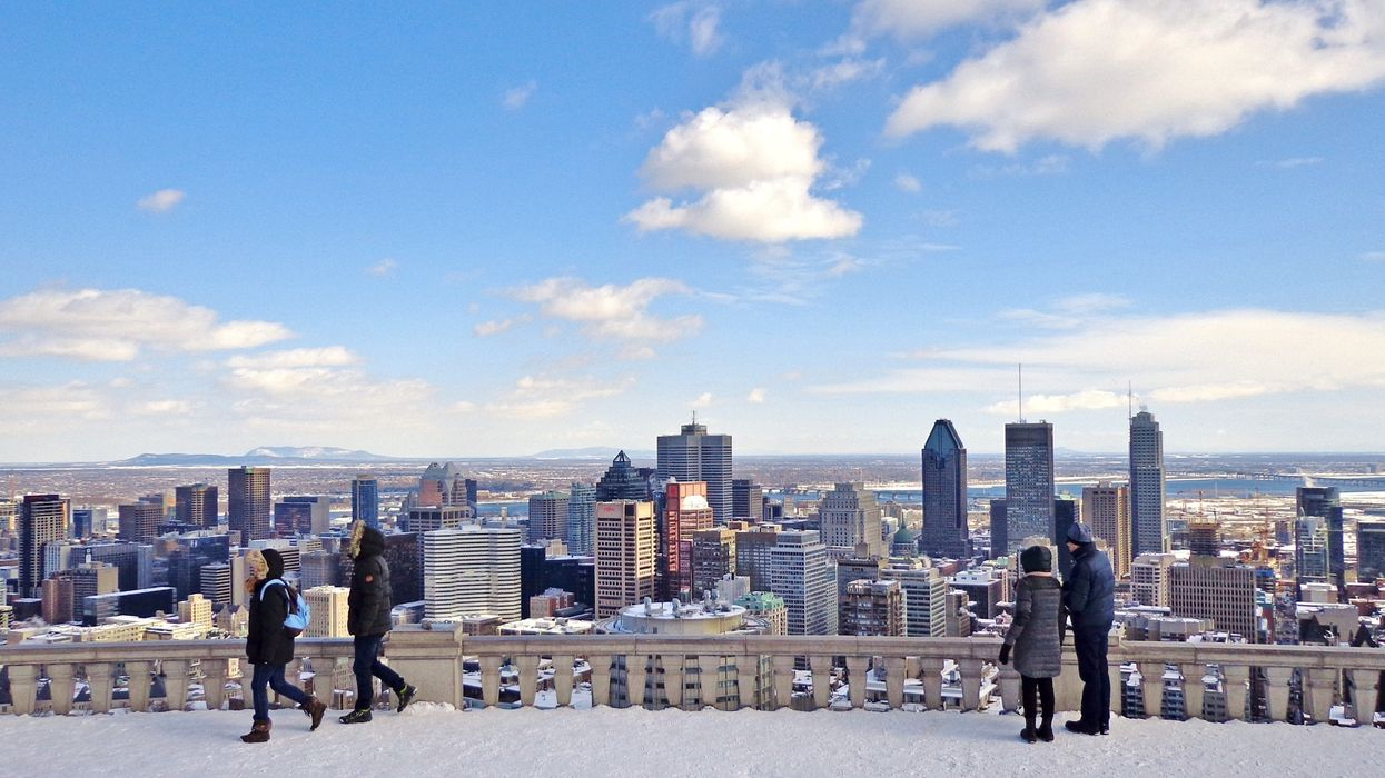 Montreal Weather Is Going To Be Sunny & Beautiful For The Next 5 Days Straight