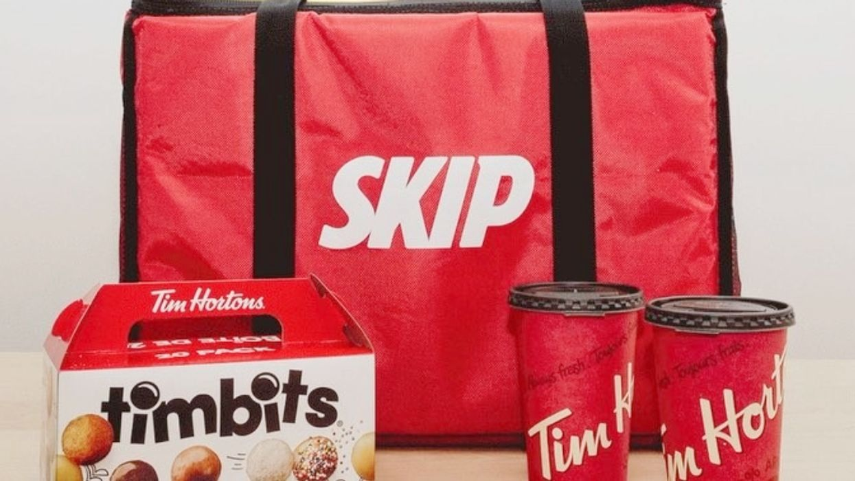 Tim Hortons Is Now Officially Available For Delivery In Montreal