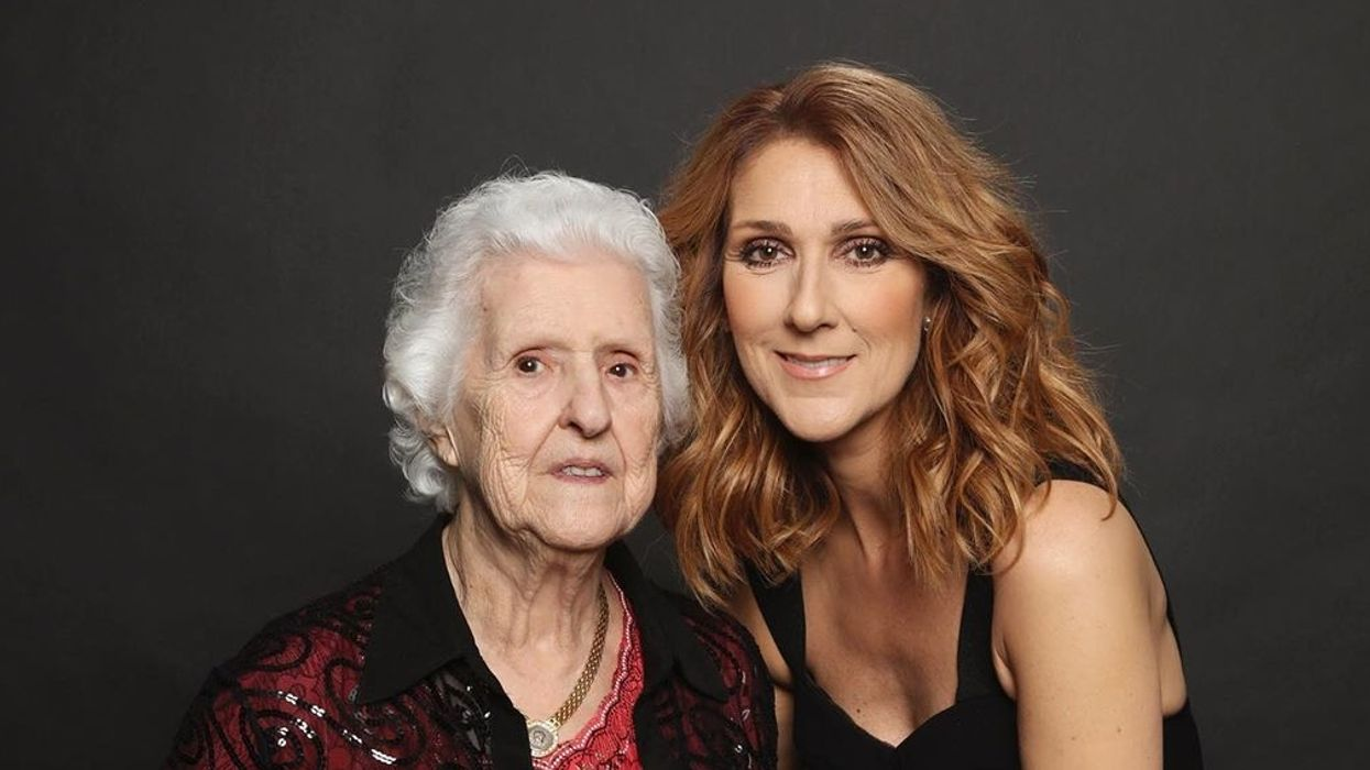 """Céline Dion's Mother """"Maman Dion"""" Has Died At The Age Of 92"""