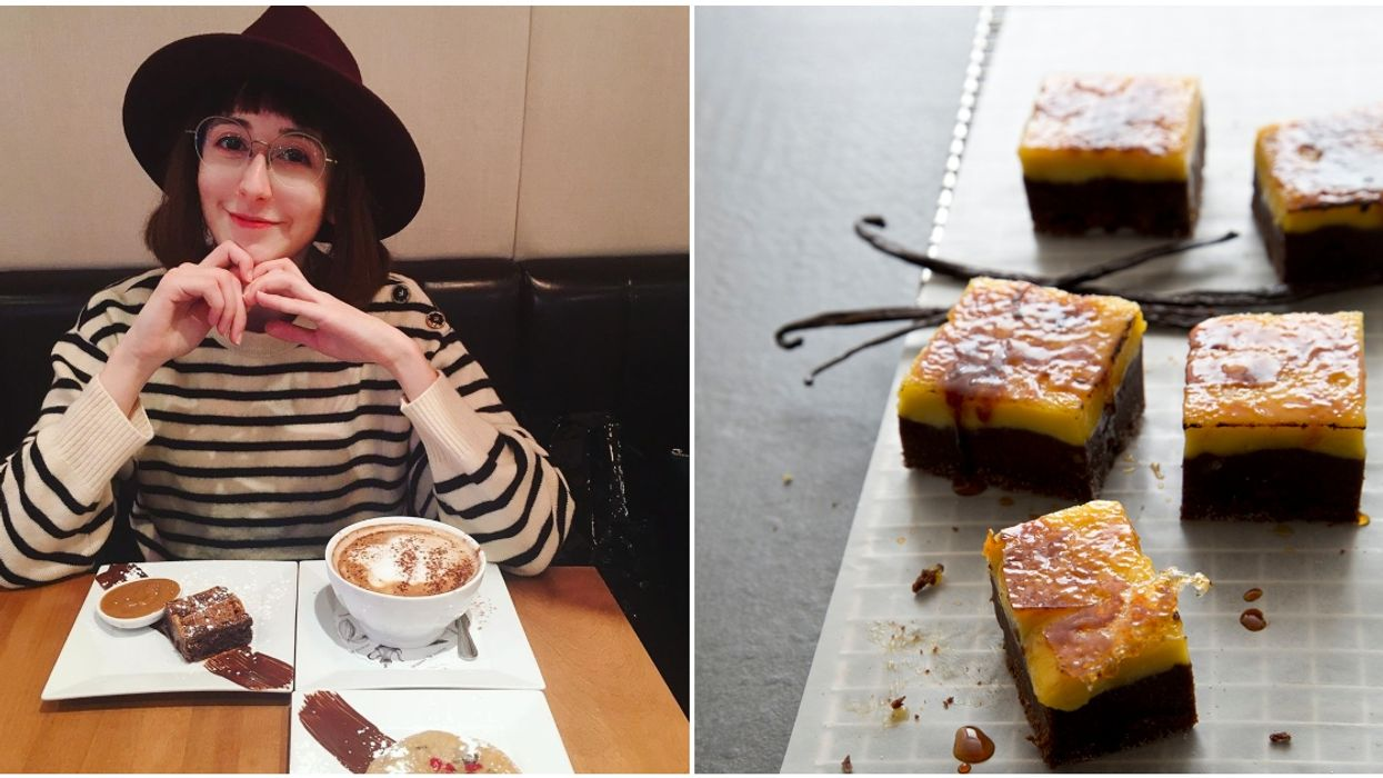 Juliette & Chocolat Is Giving Away Free Brownies At 2 Locations Next Month