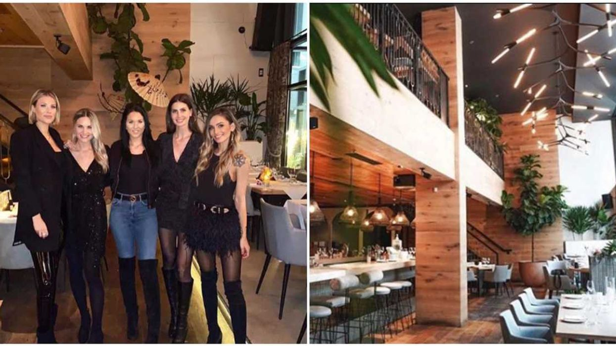 Habs Players' Girlfriends Celebrated New Year's At A Glamourous New Montreal Restaurant