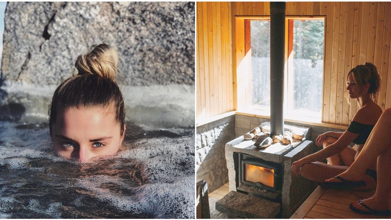 9 Tranquil Spas Around Quebec For When You Need To Escape Your Family This Holiday Season
