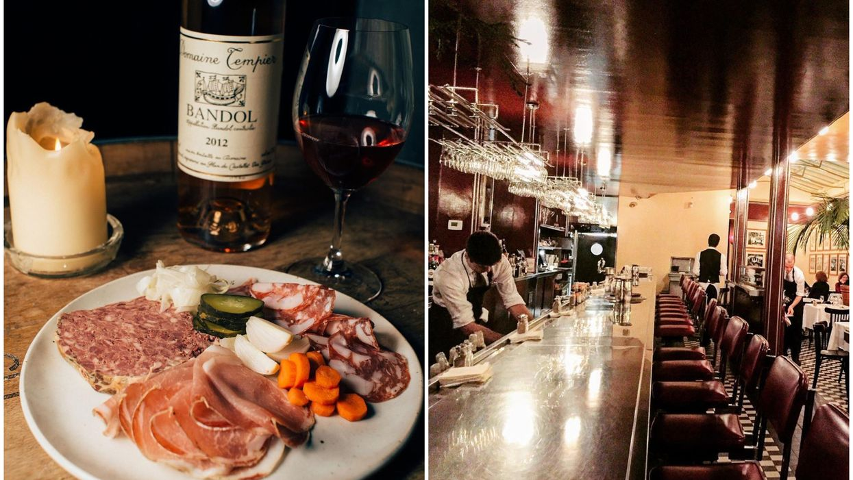 6 Montreal Restaurants That Will Make You Feel Like You're Wining & Dining In France