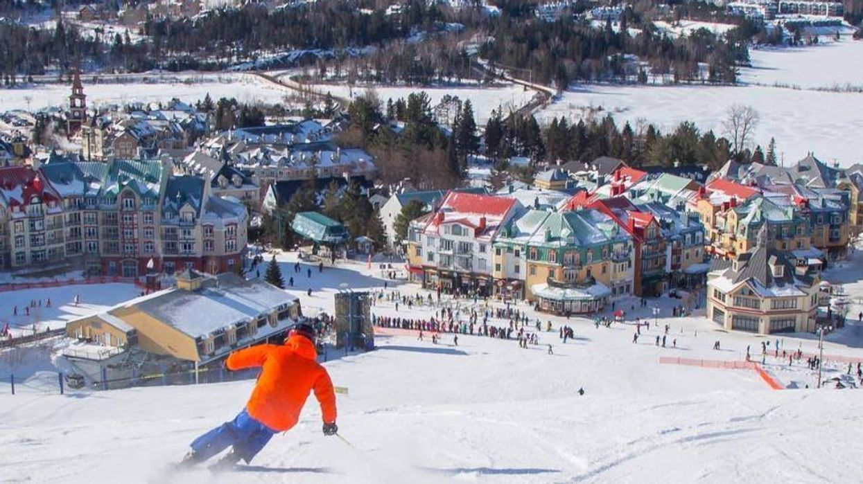 Here's When All The Major Ski Hills In Quebec Are Opening For The Season