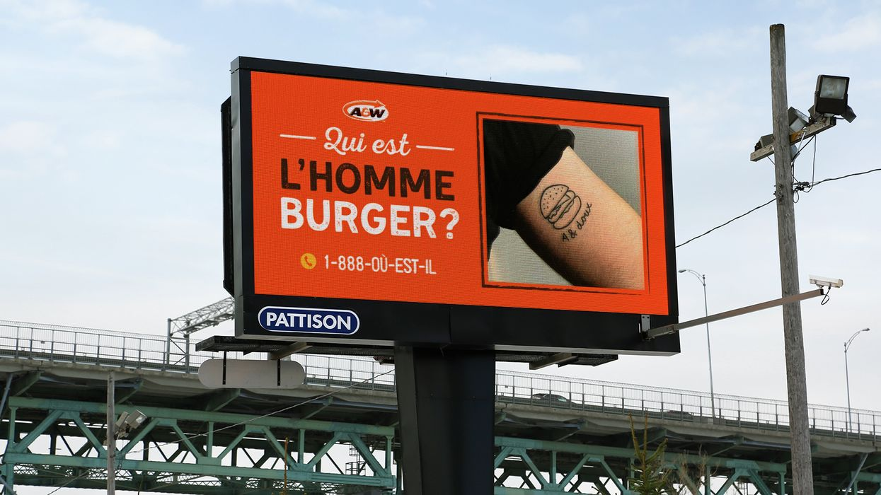 A&W Is Searching Montreal For A Man With An A&W Tattoo To Give Him Free Burgers For Life