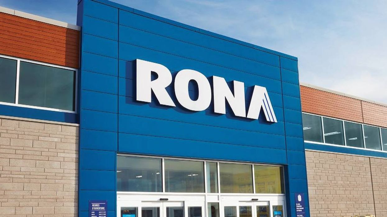 """RONA No Longer Allowed To Claim It Is """"Truly Canadian"""" or """"Proudly Canadian"""""""