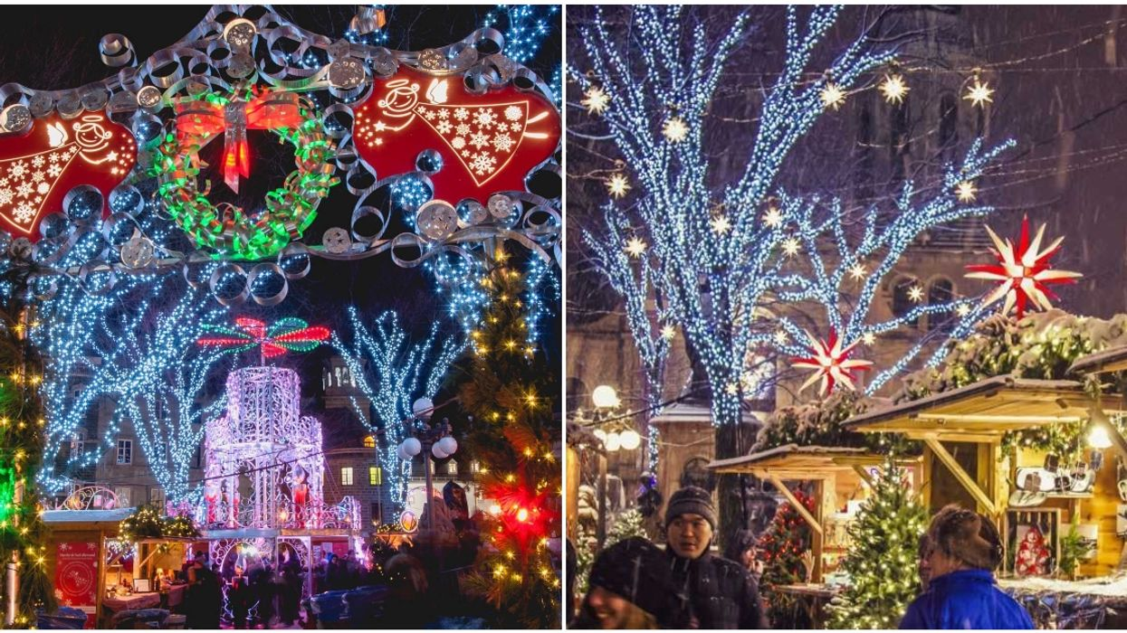 11 Christmas Markets And Events To Hit Up In & Around Quebec City This Holiday Season