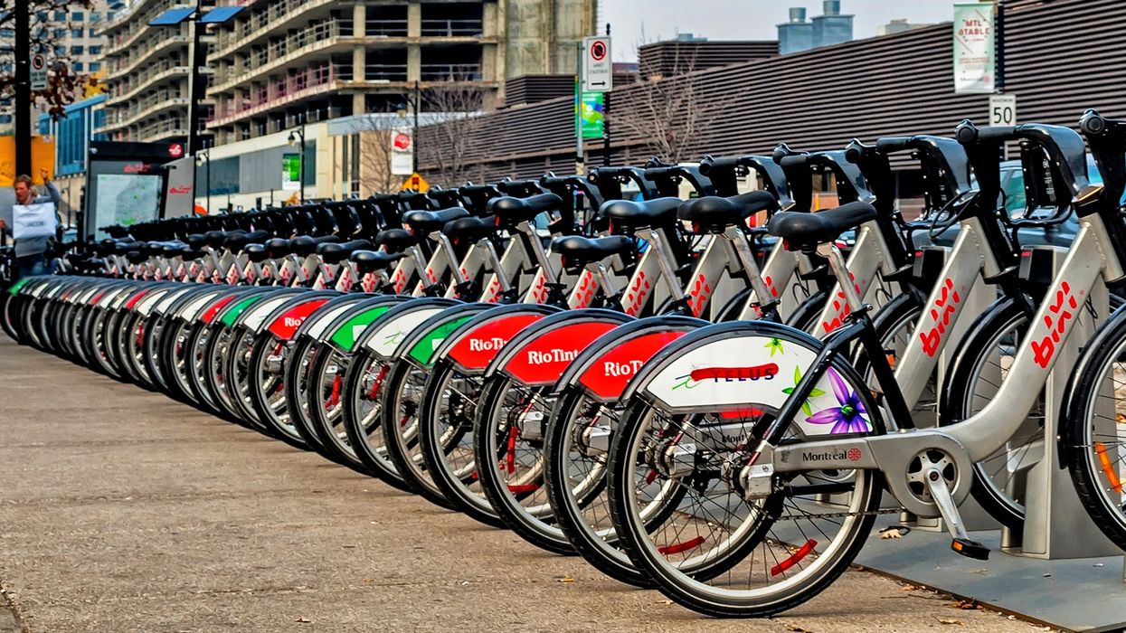 BIXI Montreal Is Having A Sale On 1-Year Memberships & They're Essentially Only $7/Month