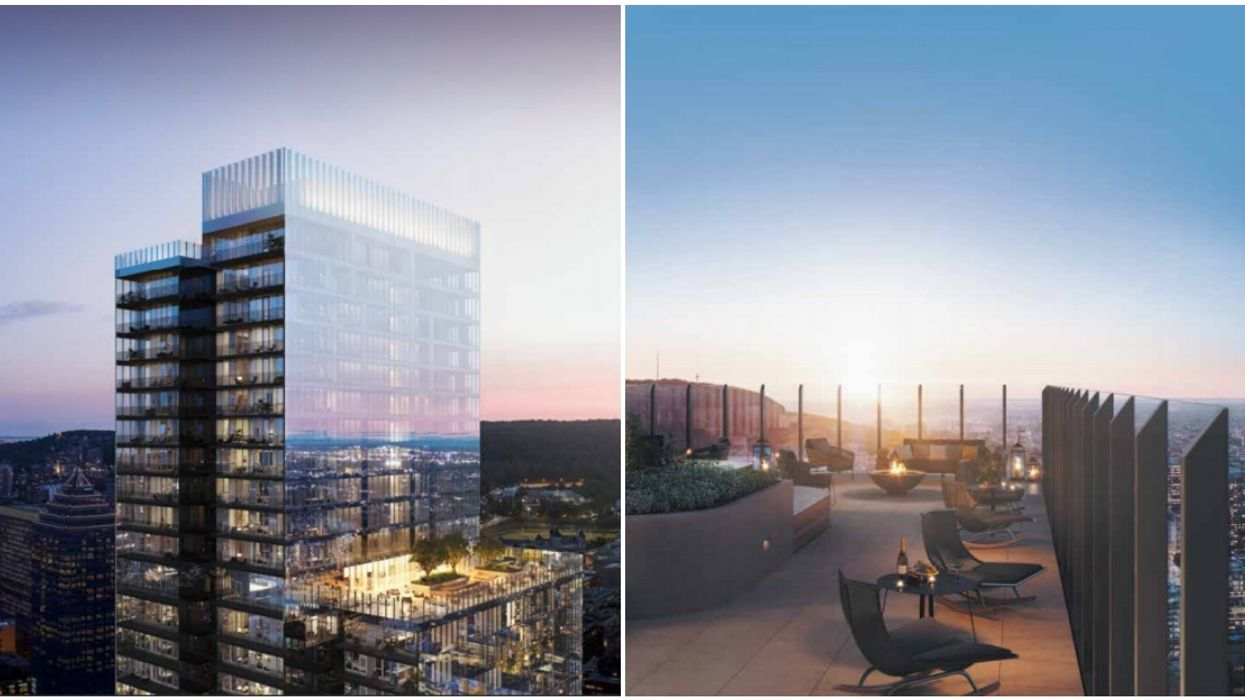 Tallest Residential Tower Coming To Downtown Montreal Will Actually Have Affordable Condos