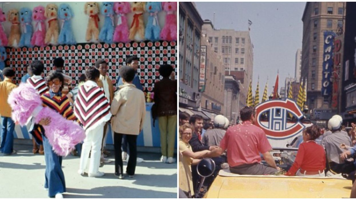 These Funky Photos Of Montreal In The 1970s Will Make You Jealous Of Your Grandparents