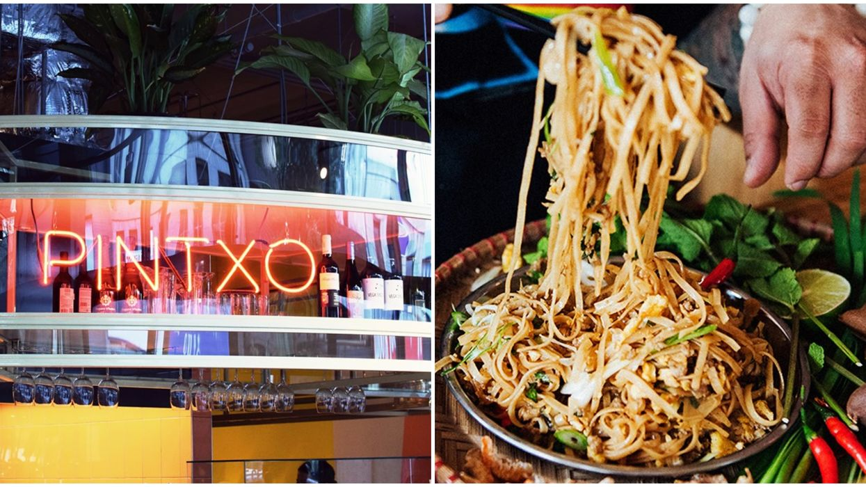 I Ate My Way Through Montreal's New Food Hall Le Central & This Is My Honest Opinion