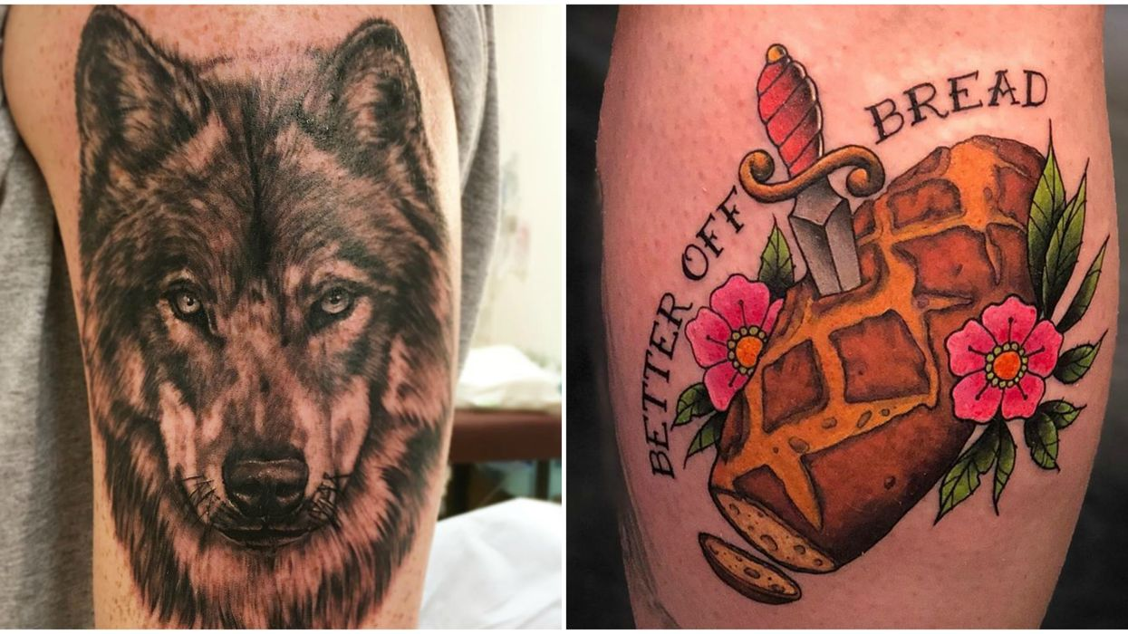 We Spoke To A Montreal Tattoo Artist About Trends, Regrets & What You Should Never Do