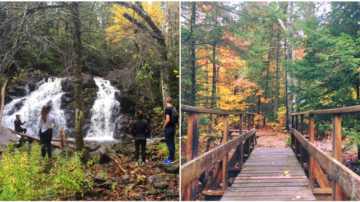 Quebec Fall Hike Spots With A Round-Trip Bus From Montreal