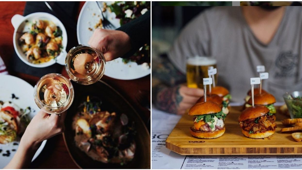 A City-Wide Food Festival With 150 Restaurants Is Taking Over Montreal Next Month