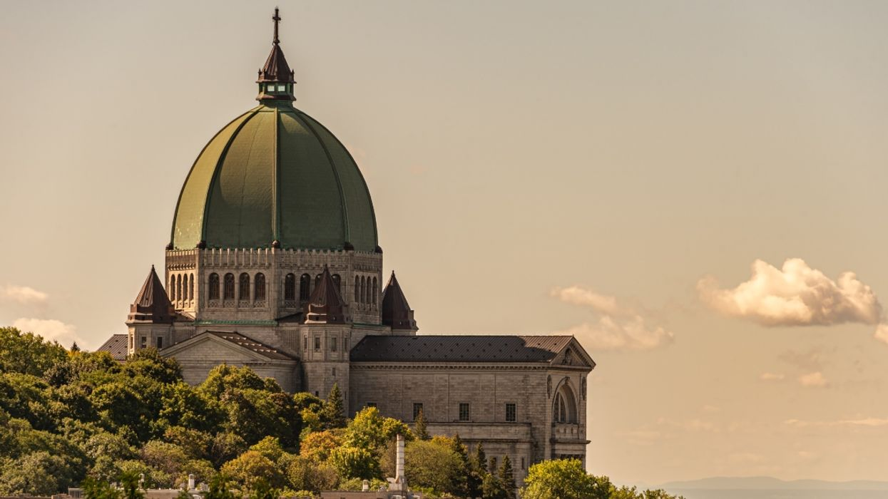 Montreal's St. Joseph's Oratory Is Hosting Free Concerts This October