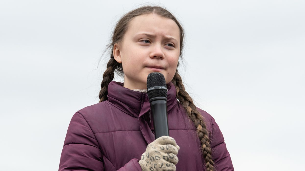 """Montreal Climate Strike: Greta Thunberg Says Trudeau Is """"Not Doing Enough"""""""
