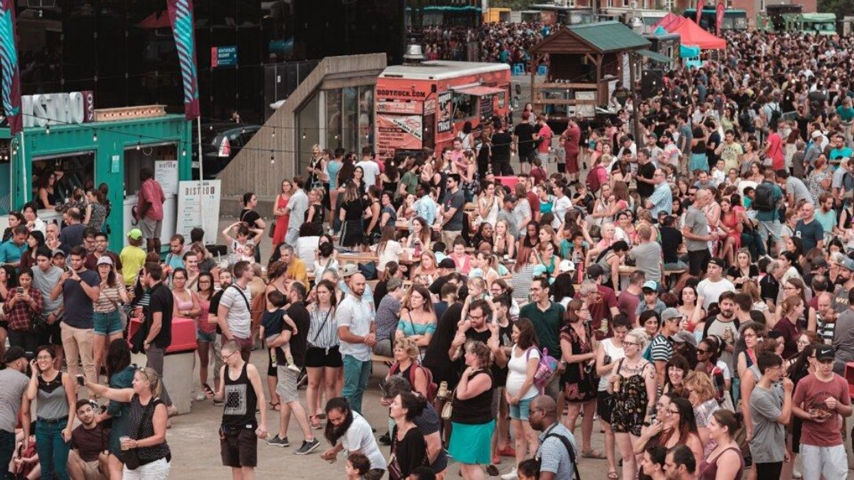 """The Montreal Olympic Park Is Hosting A BBQ Food Truck Fest For Its Final """"First Friday"""""""