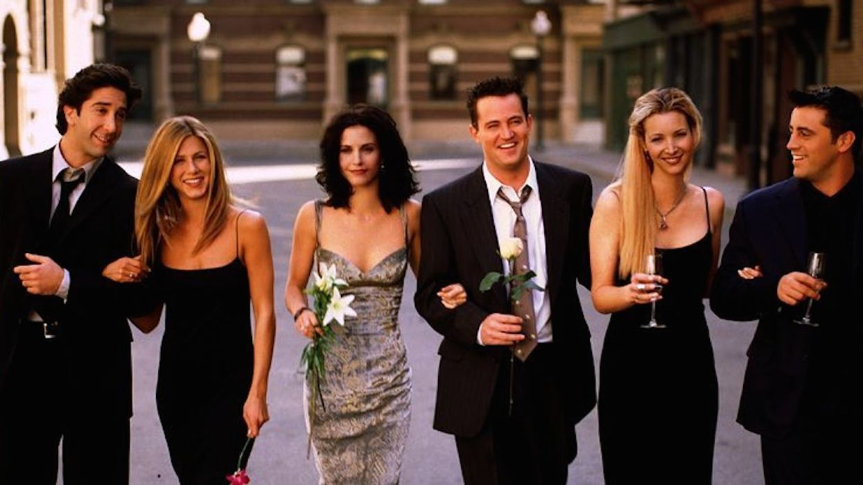 Montreal Cineplex Theatres Showing 3 Episodes Of F.R.I.E.N.D.S For The 25th Anniversary