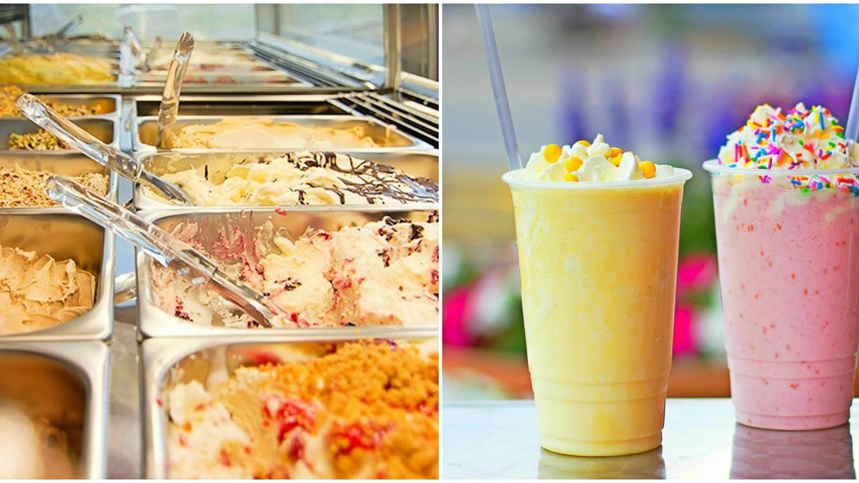Dolce & Santella Laval gelato shop