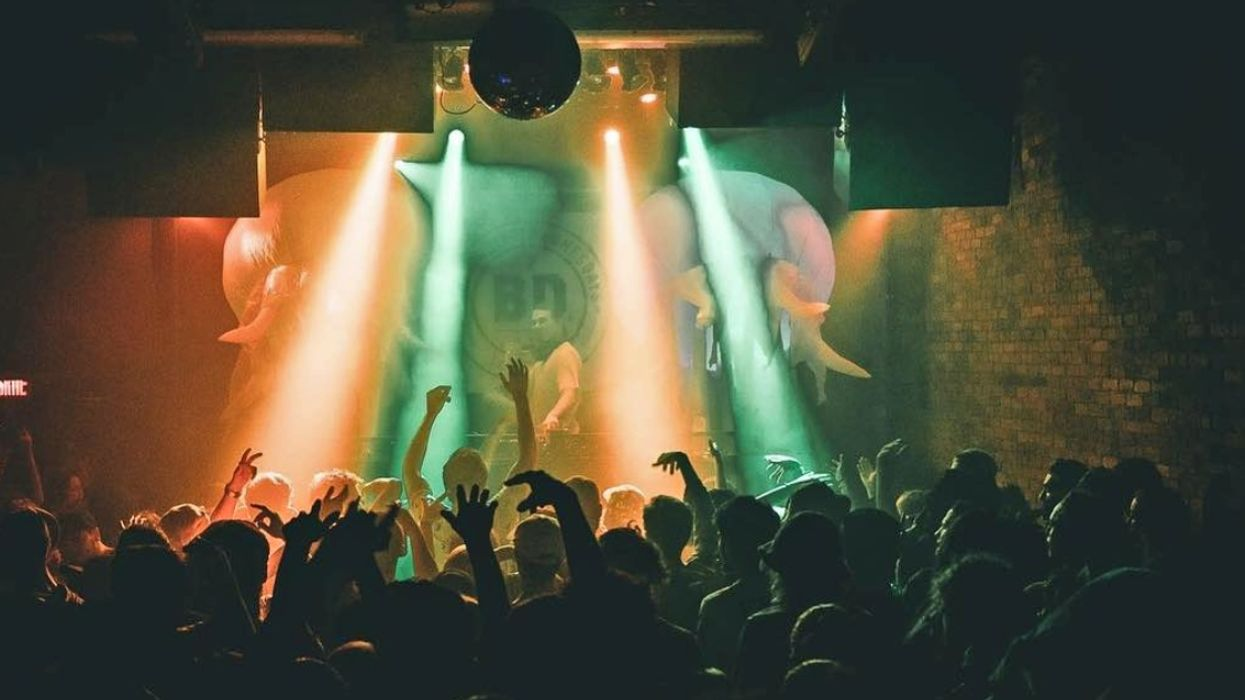 Live Music In Montreal This Week