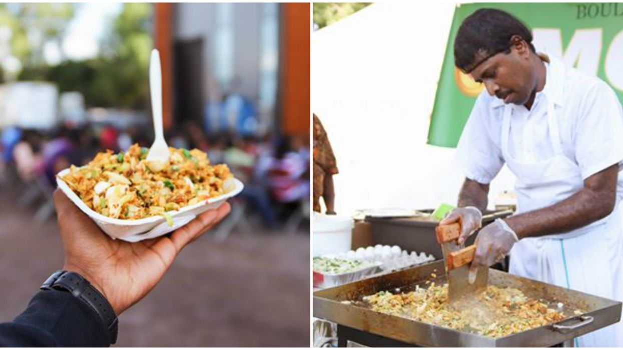 """Montreal's """"Biggest"""" South Asian Street Food Festival Is Coming This Weekend"""