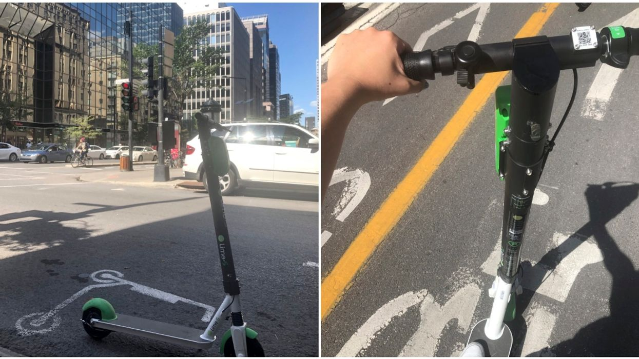 I Tried One Of Montreal's New Lime Electric Scooters & This Is My Honest Opinion