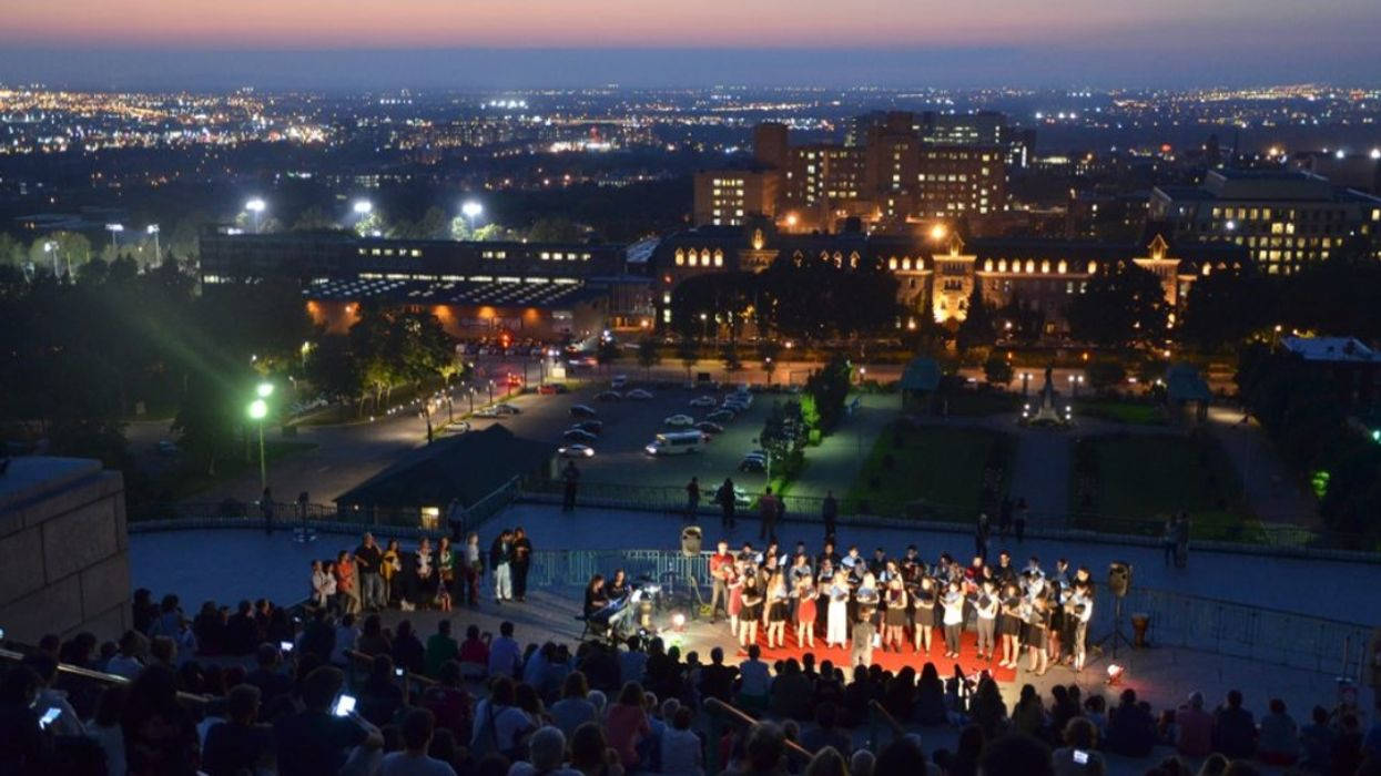 You Can Watch The Sun Set Over Montreal At These Free Concerts At St Joseph's Oratory