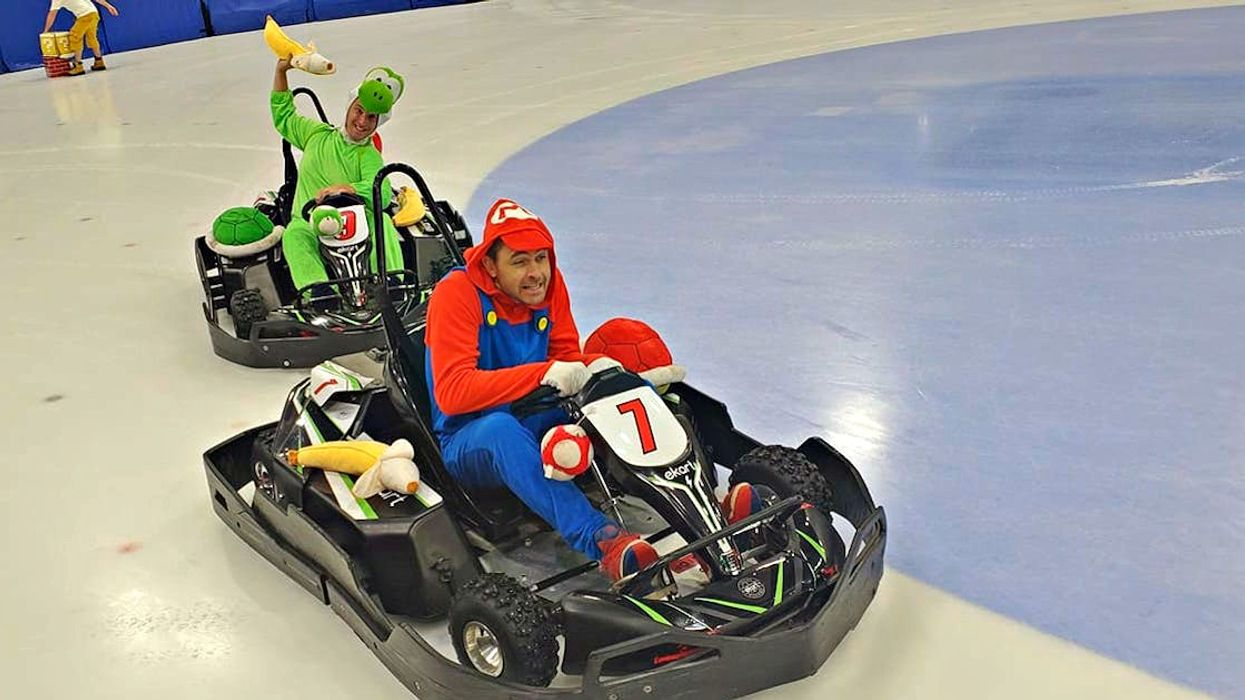 You Can Play Real-Life Mario Kart In Laval This Month
