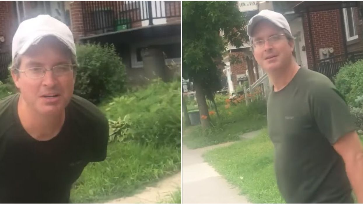 Montreal Police Are Looking For Other Possible Victims Of The Man Who Verbally Assaulted Two Women & A Child