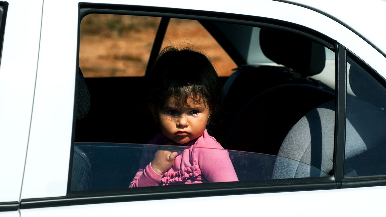 You Can Get Serious Jail Time For Leaving A Child Alone In A Car In Quebec