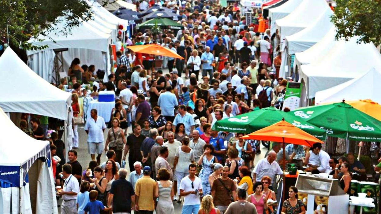 Montreal Is Hosting An Enormous 'Italian Festival' This Weekend