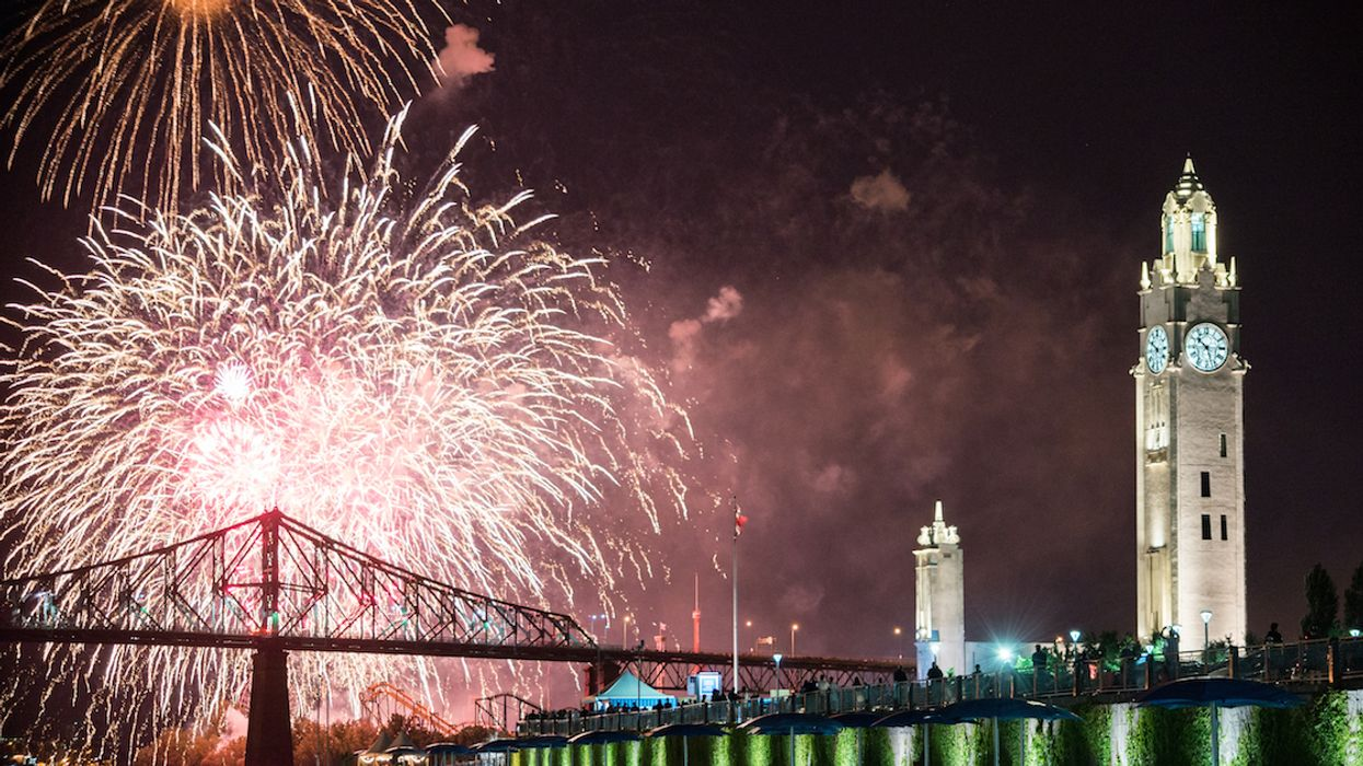 18 Things To Do This Canada Day Weekend In Montreal