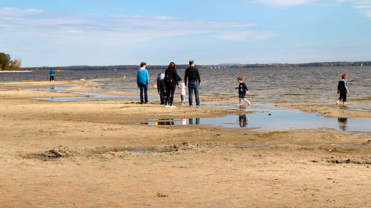 Sewage Leak Forces Closure At Oka Beach