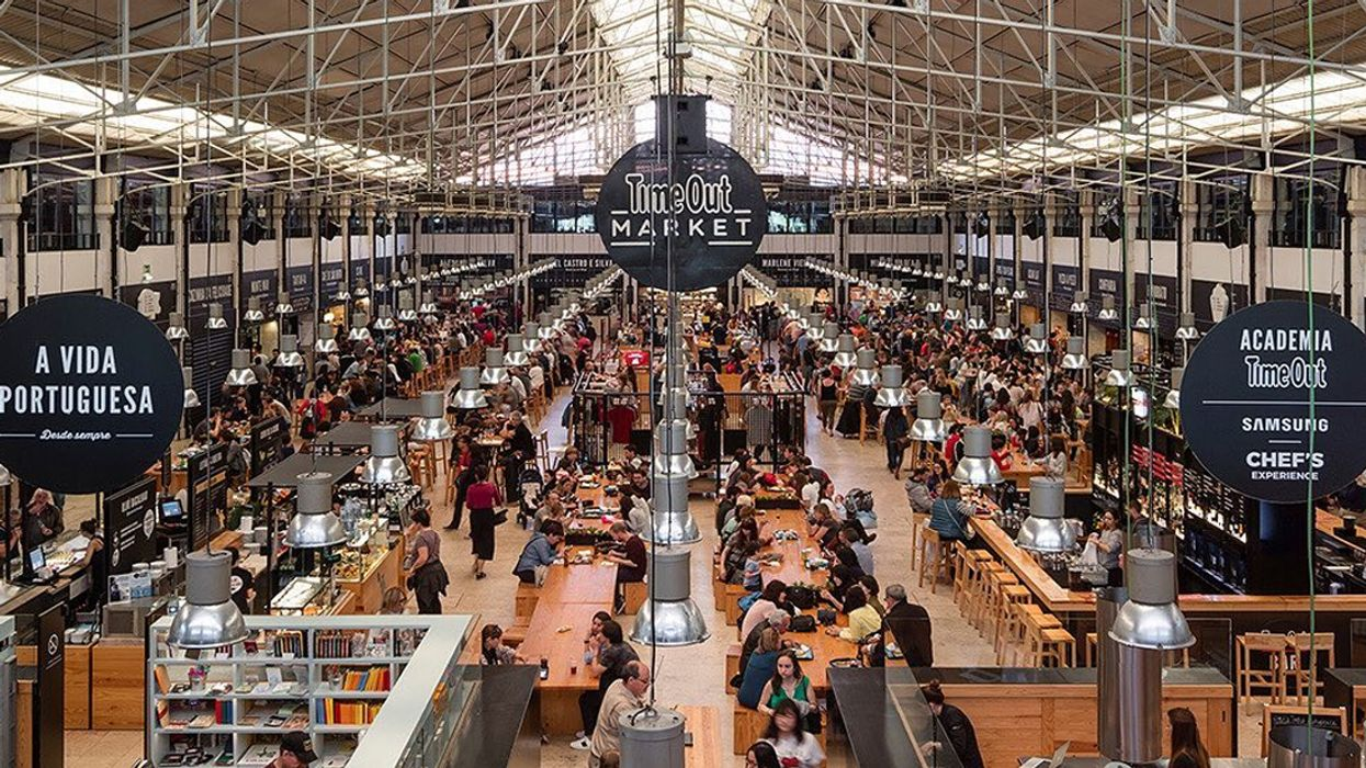 Montreal Is Getting A Brand New Massive Gourmet Food Market
