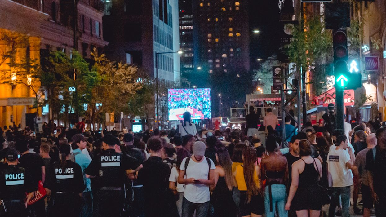 """Montreal Is Throwing 2 Huge """"Jurassic Park"""" Viewing Parties For Tomorrow's Raptors Game"""