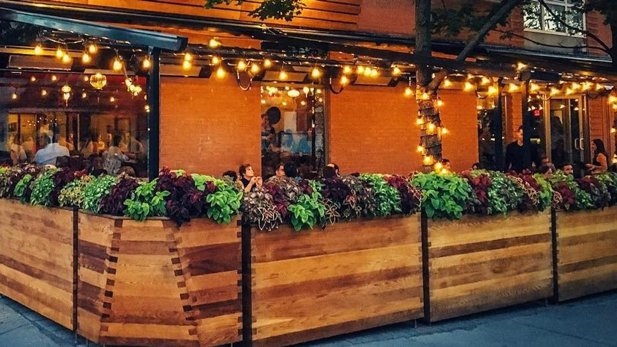 The 100 Best Terrasses In Canada Have Been Revealed And 4 Are In Montreal